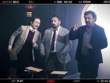 Así suena 'El madero', la canción de Estopa para la nueva temporada de 'Los hombres de Paco'