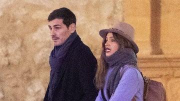 Iker Casillas y Sara Carbonero, antes de separarse