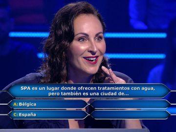 """Ana Milán, contra la lógica para alcanzar los 15.000 euros: """"Lo estoy pasando fatal"""""""