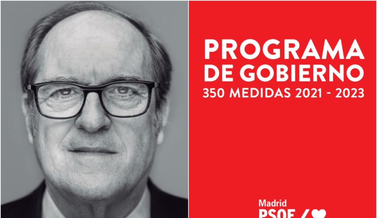 El programa electoral del PSOE y Ángel Gabilondo de cara a las elecciones en Madrid 2021