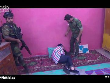 El vídeo de la broma más desagradable de un programa de televisión en Irak