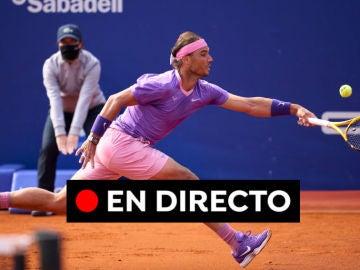 Rafa Nadal - Pablo Carreño: Semifinales del Conde de Godó, en directo