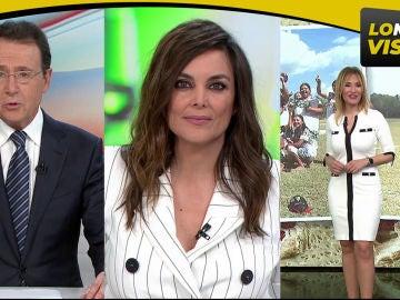 Antena 3 logra las emisiones más vistas con Antena 3 Noticias 1 (2,3M) y Antena 3 Deportes (2,1M)