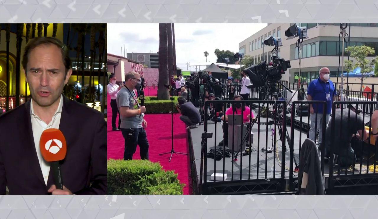 Los premios Óscar apuran los preparativos para su edición más singular por el coronavirus