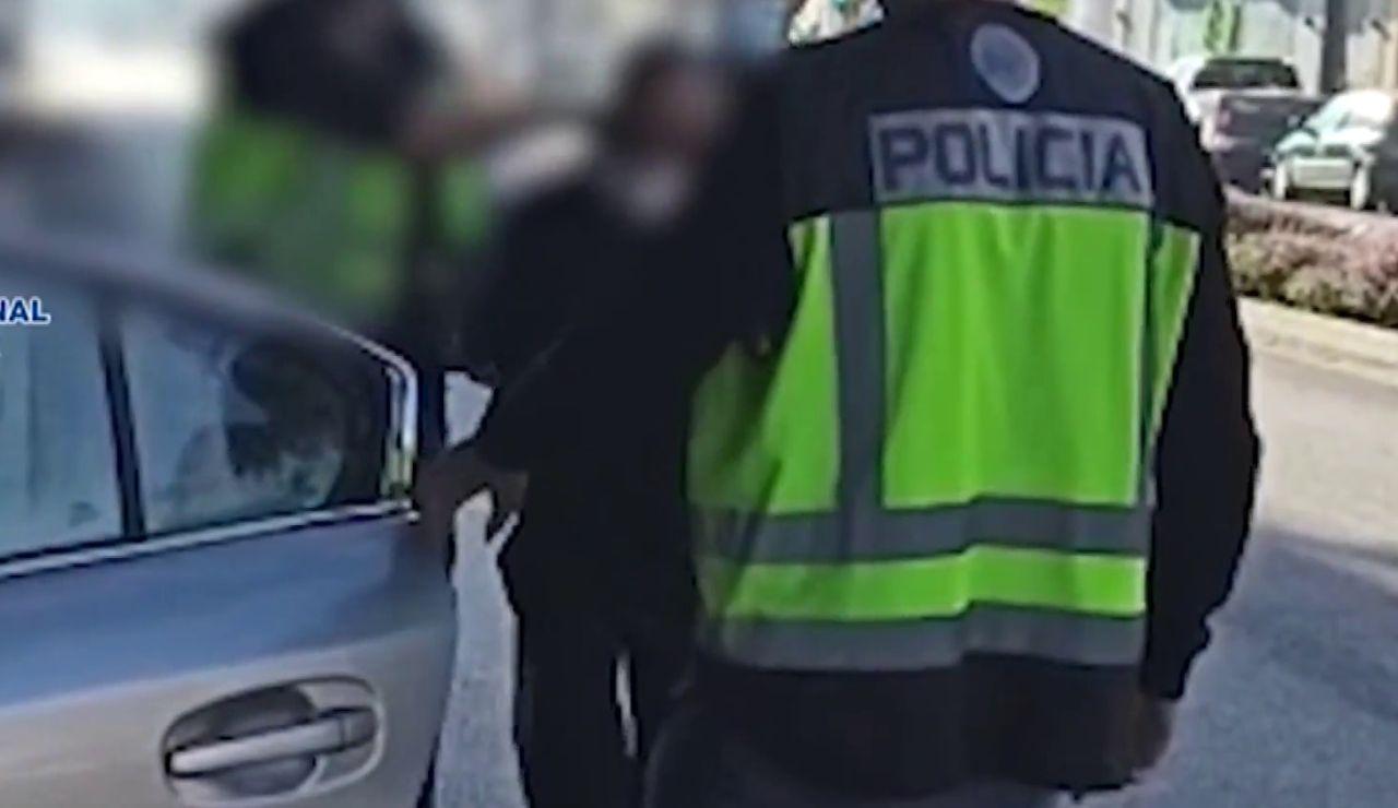 Detenido en Castellón un fugitivo buscado por asesinar a seis miembros de su familia