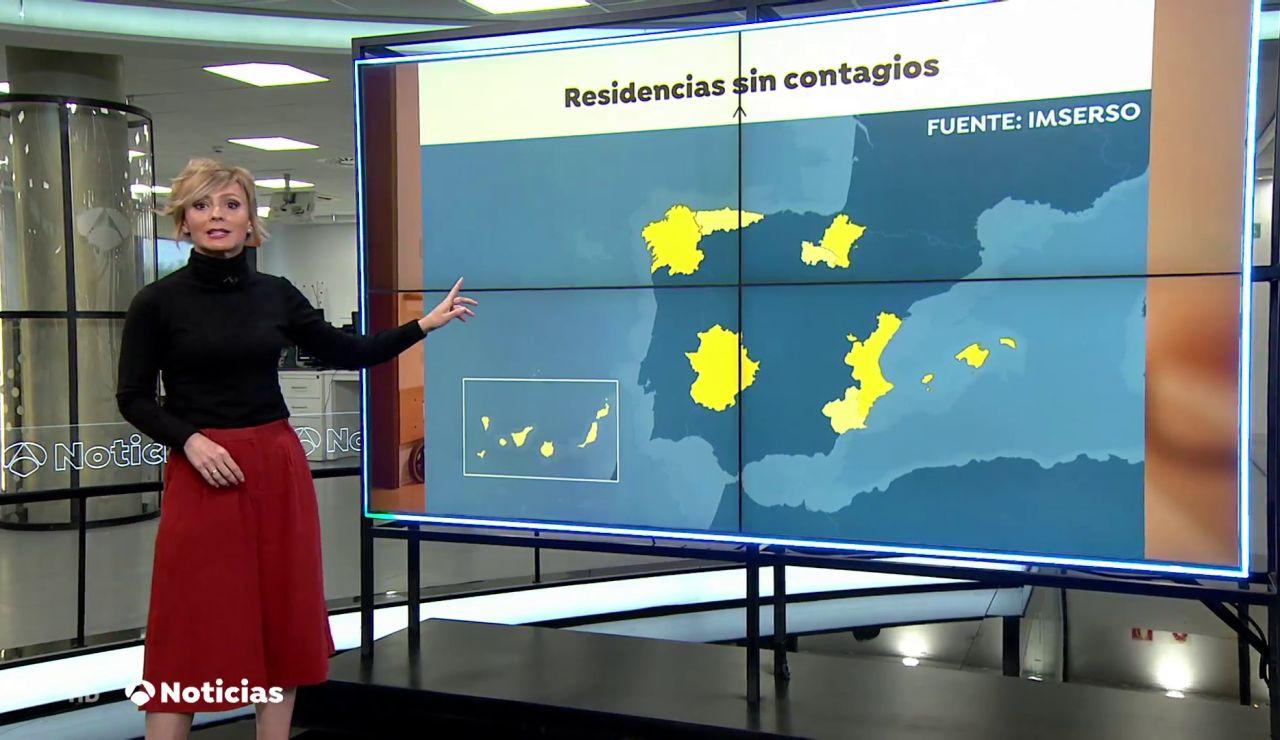Las residencias de mayores de Galicia llevan un mes sin contabilizar ni una víctima mortal por coronavirus