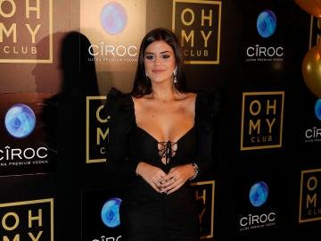 Lola Ortiz, la novia del futbolista Luis Ojeda
