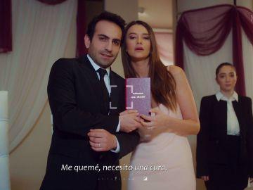 La boda de Candan y Demir: el sueño de Öykü se convierte en realidad