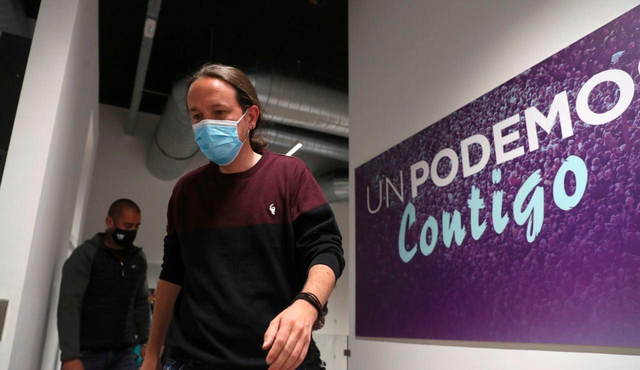 Las reacciones a la marcha de Pablo Iglesias de la política