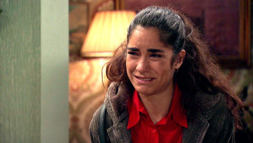 """Anabel se derrumba al confesar su crimen: """"No podía permitir que volvieras a la cárcel, Manolita"""""""