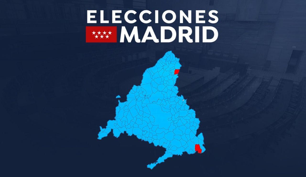 Los dos municipios donde no ha ganado el PP