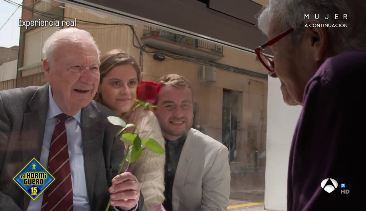 ¿Qué es el amor? 'El Hormiguero 3.0' tiene la respuesta en esta experiencia real con Carmen y Xavier