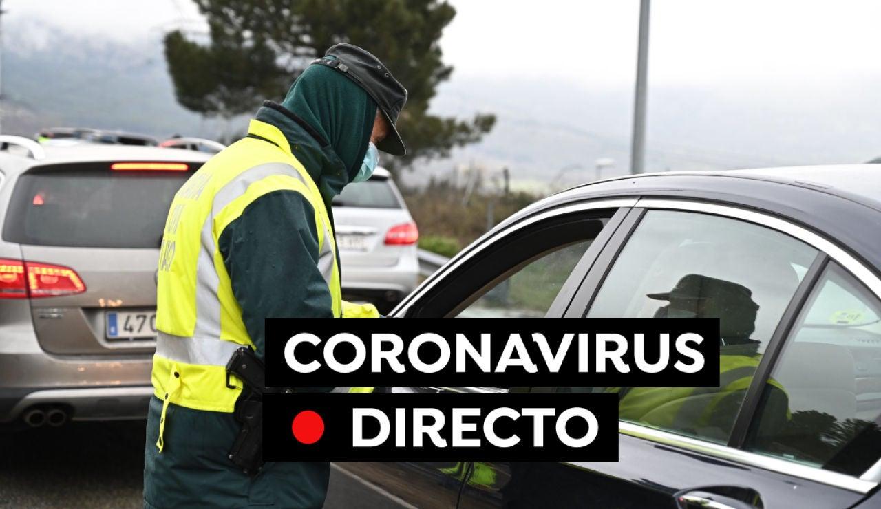 Coronavirus: Restricciones en Madrid, Aragón, Cataluña, Galicia, toque de queda tras el fin del estado de alarma y última hora en directo