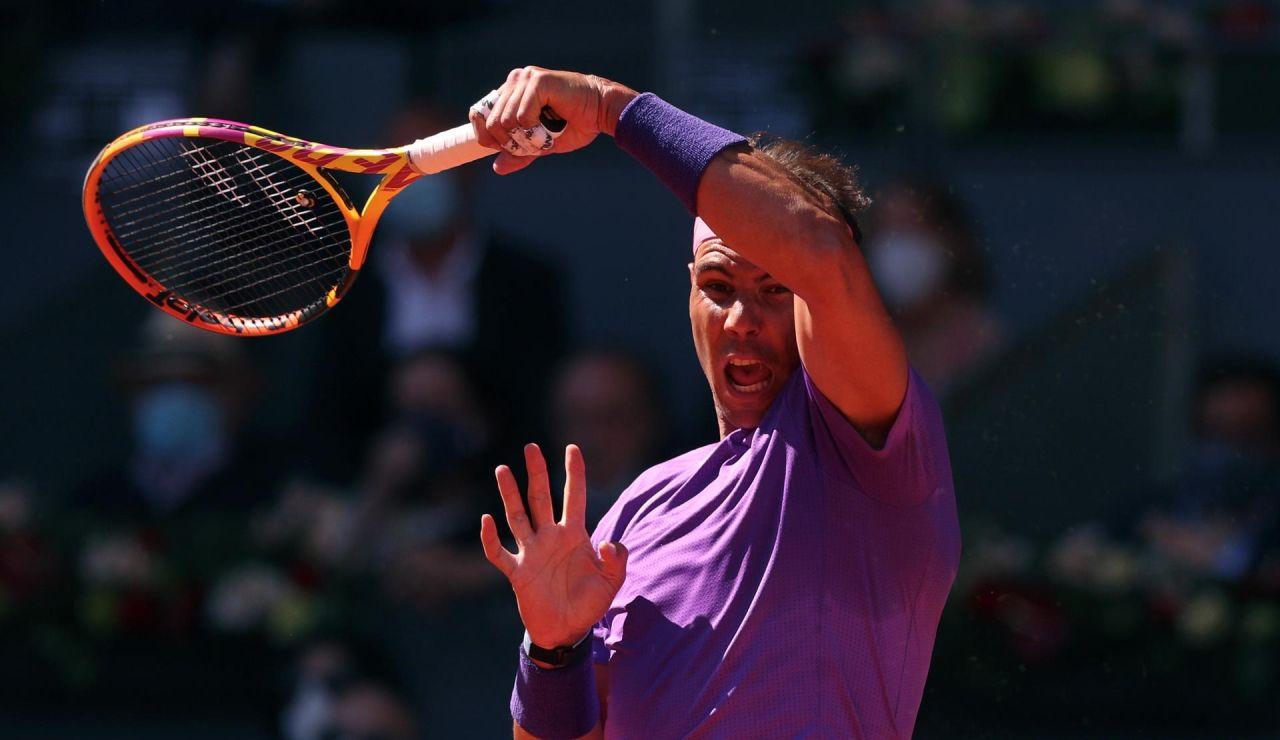 Rafa Nadal - Alexei Popyrin: Horario y dónde ver el partido del Mutua Madrid Open en directo