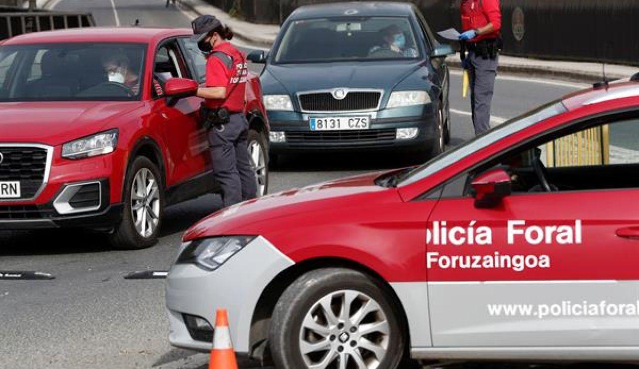Nuevas restricciones en Navarra frente al coronavirus: se levanta el cierre perimetral desde el domingo