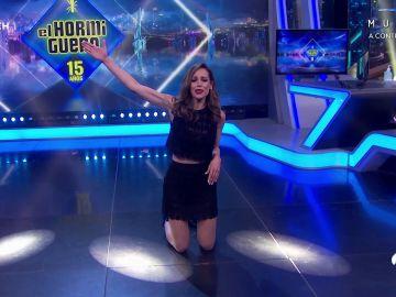 Eva González y Pablo Motos se intercambian los papeles en 'El Hormiguero 3.0'