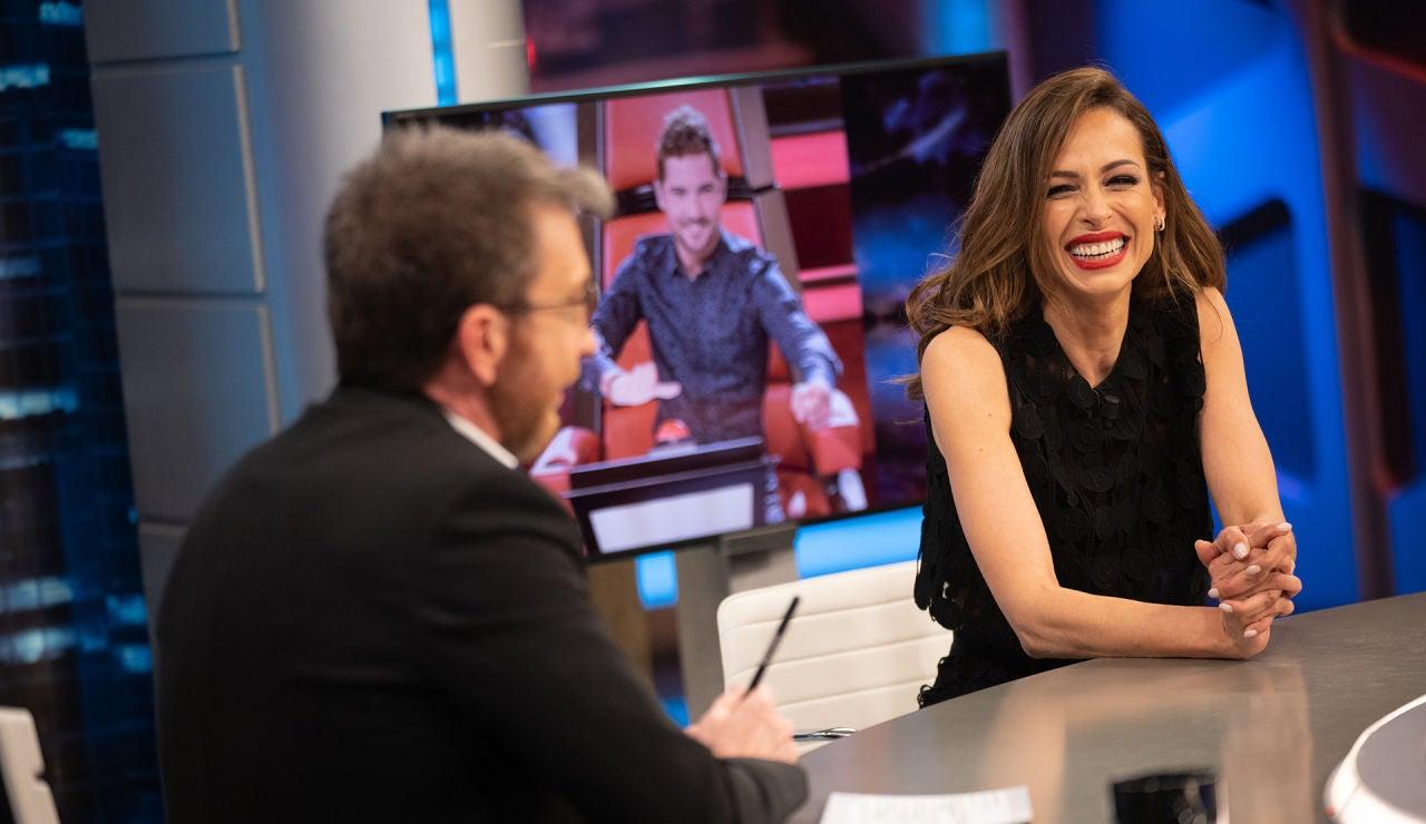 """Eva González, sobre su relación con los niños de 'La Voz Kids': """"Hay talentos que me dejan con la boca abierta"""""""