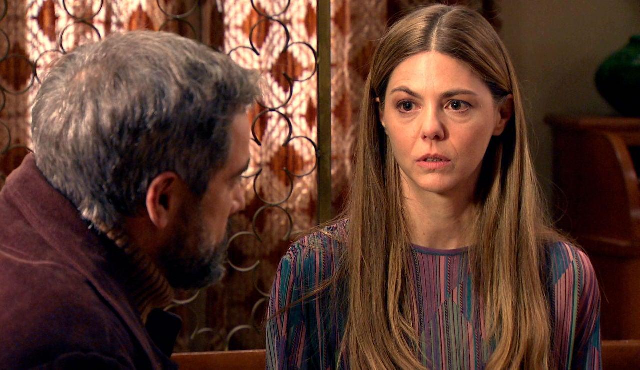 Las noticias de Gorka destrozan a Maica en un día trágico