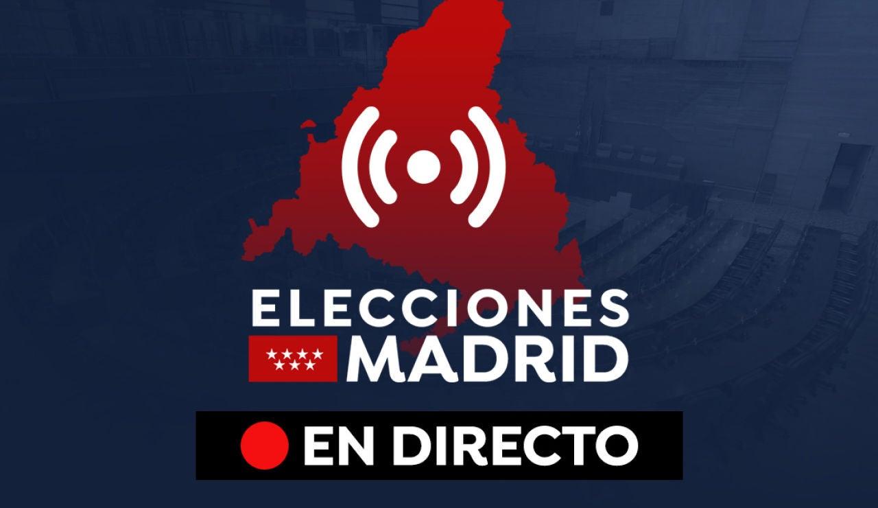Elecciones Madrid 2021: resaca electoral del 4M, Isabel Díaz Ayuso gana y Pablo Iglesias dimite, en directo