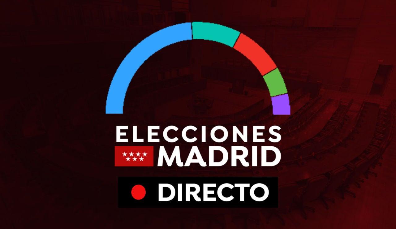 Resultado Elecciones Madrid 2021: Reacciones y última hora de Isabel Díaz Ayuso y Pablo Iglesias, en directo