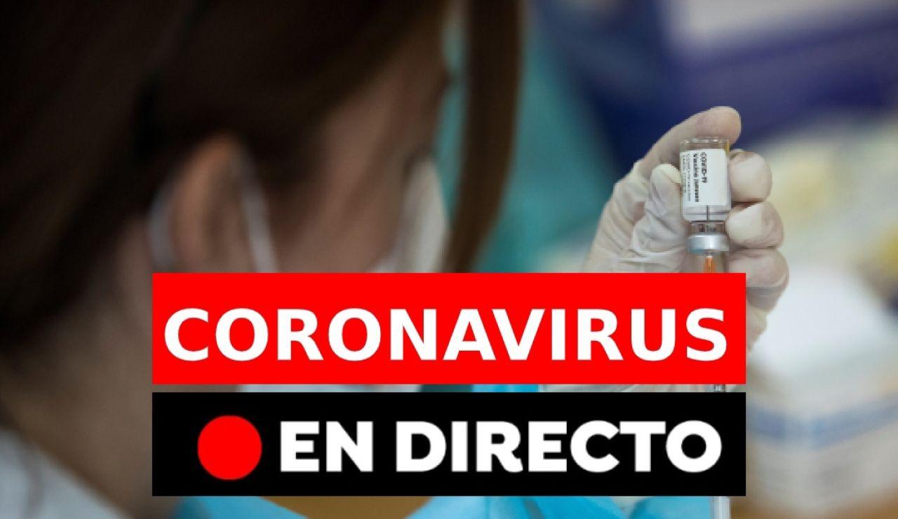 Coronavirus España: Última hora de nuevas restricciones, del fin del estado de alarma y las vacunas en directo