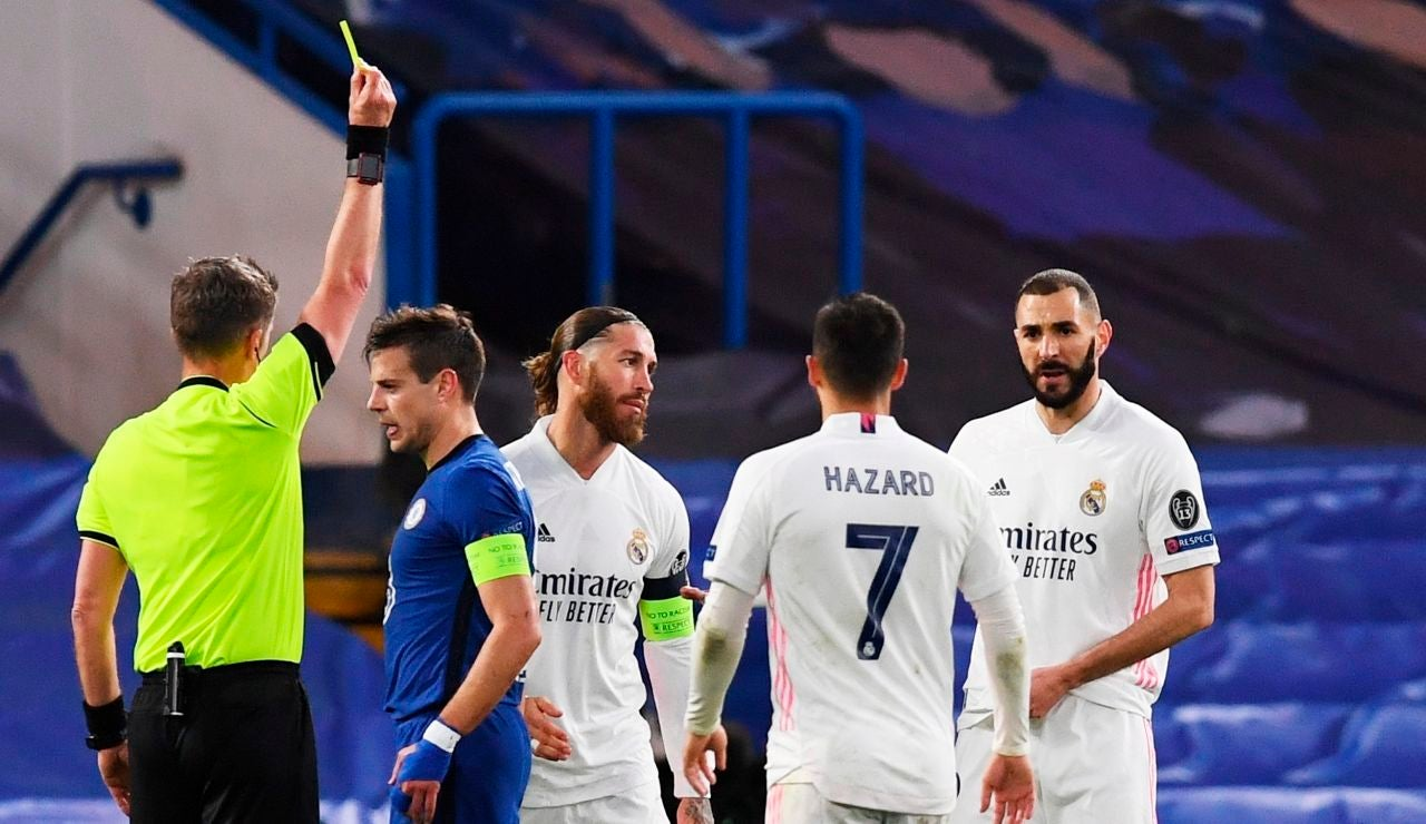 El Real Madrid cae eliminado de la Champions