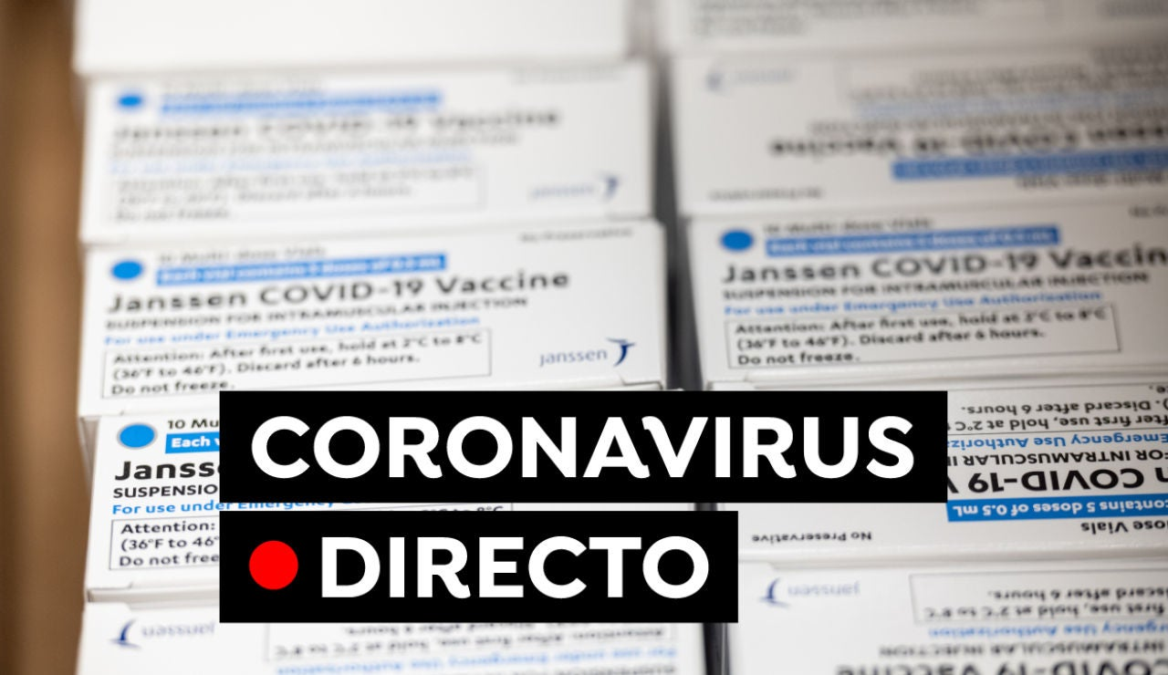 Restricciones por coronavirus en España, fin del estado de alarma y vacuna contra el COVID-19 hoy, en directo