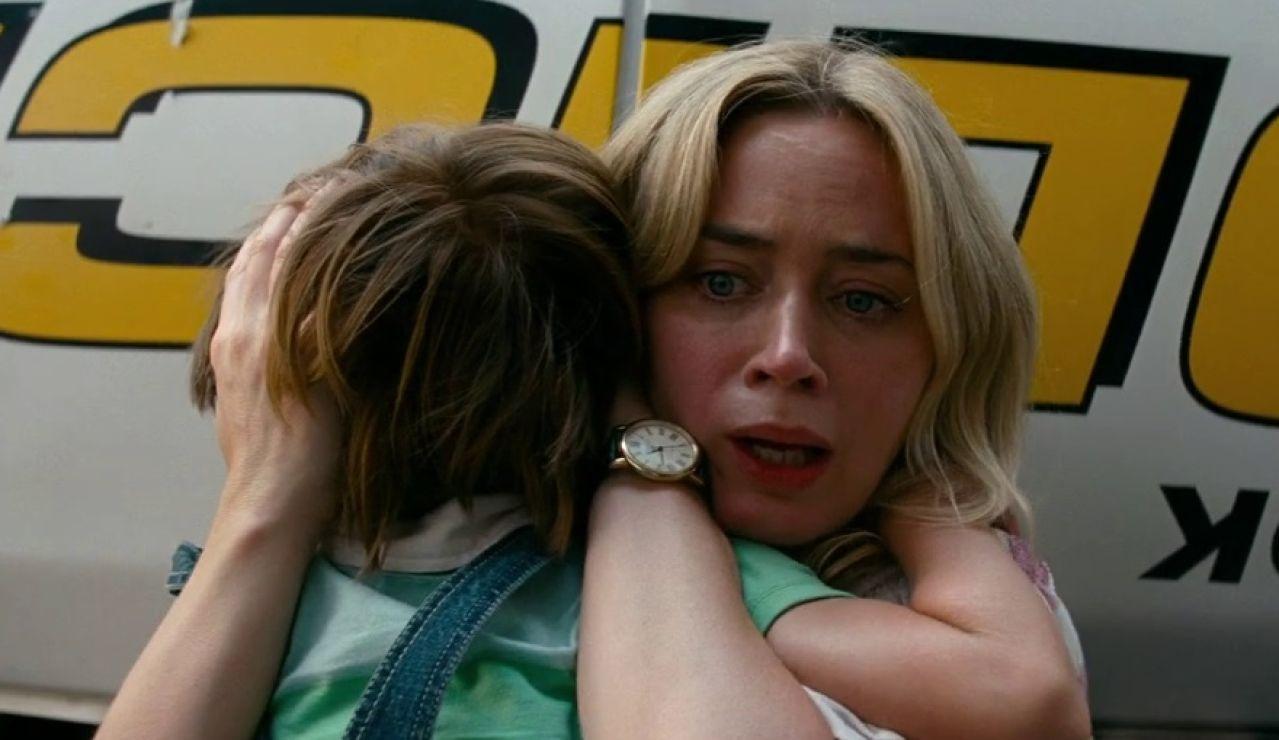 Emily Blunt en 'Un lugar tranquilo 2'