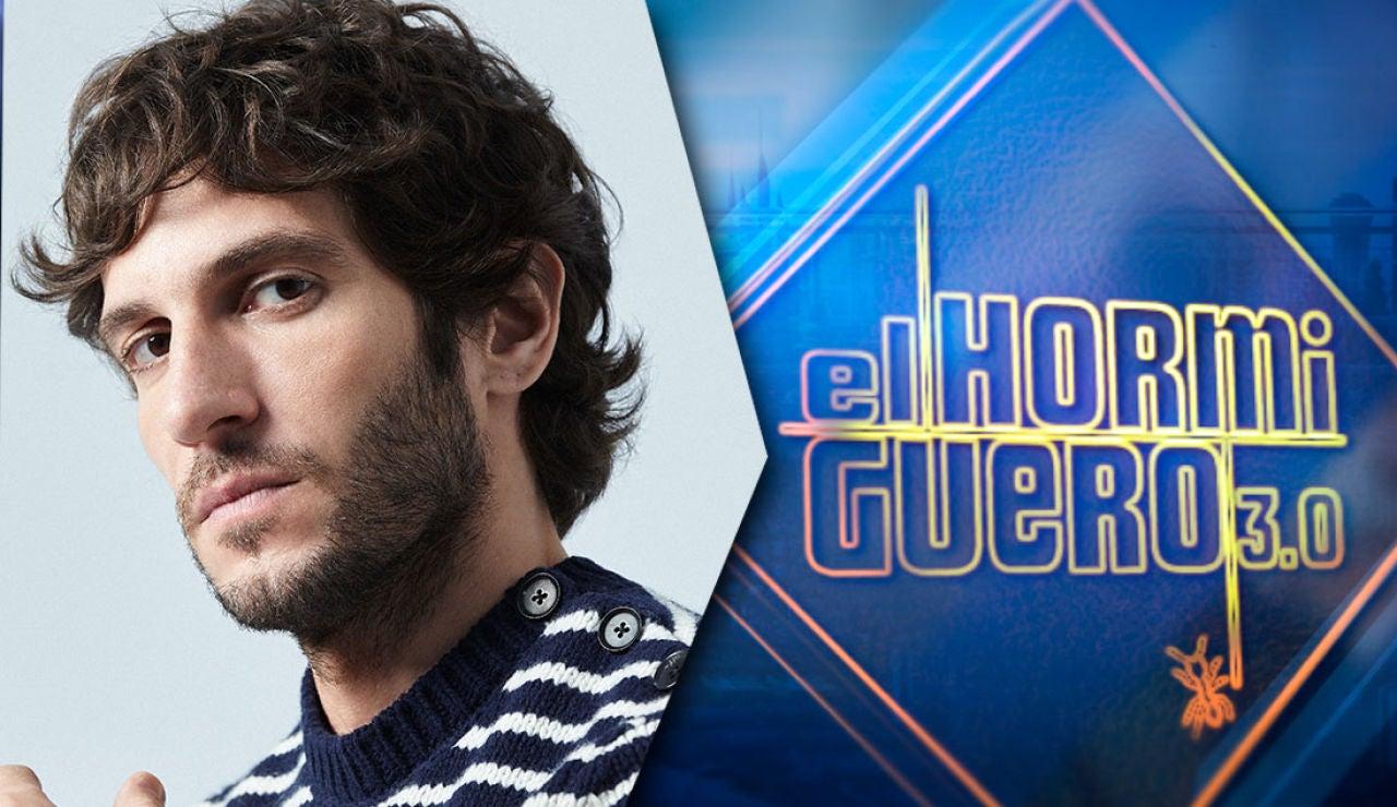 Quim Gutiérrez se divertirá el miércoles en 'El Hormiguero 3.0'
