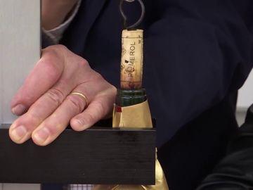 Un vino de Bordeaux que permaneció 14 meses en el espacio podría alcanzar su venta por un millón de dólares