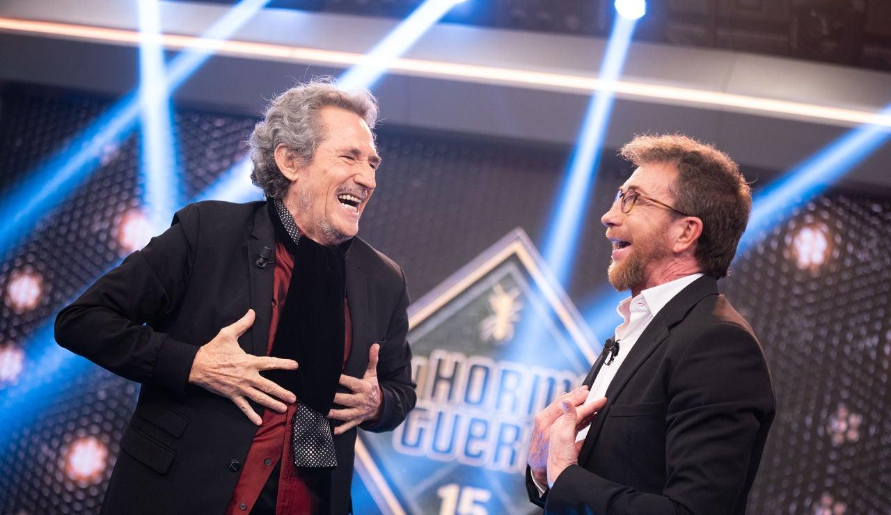 Revive la entrevista completa de Miguel Ríos en 'El Hormiguero 3.0'