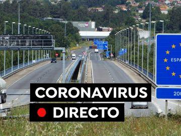Coronavirus: Fin del estado de alarma en Galicia, Madrid, Cataluña, Andalucía, Extremadura, Aragón, País Vasco, en directo