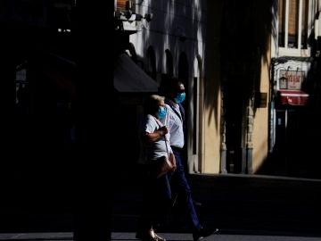 La desescalada de Andalucía