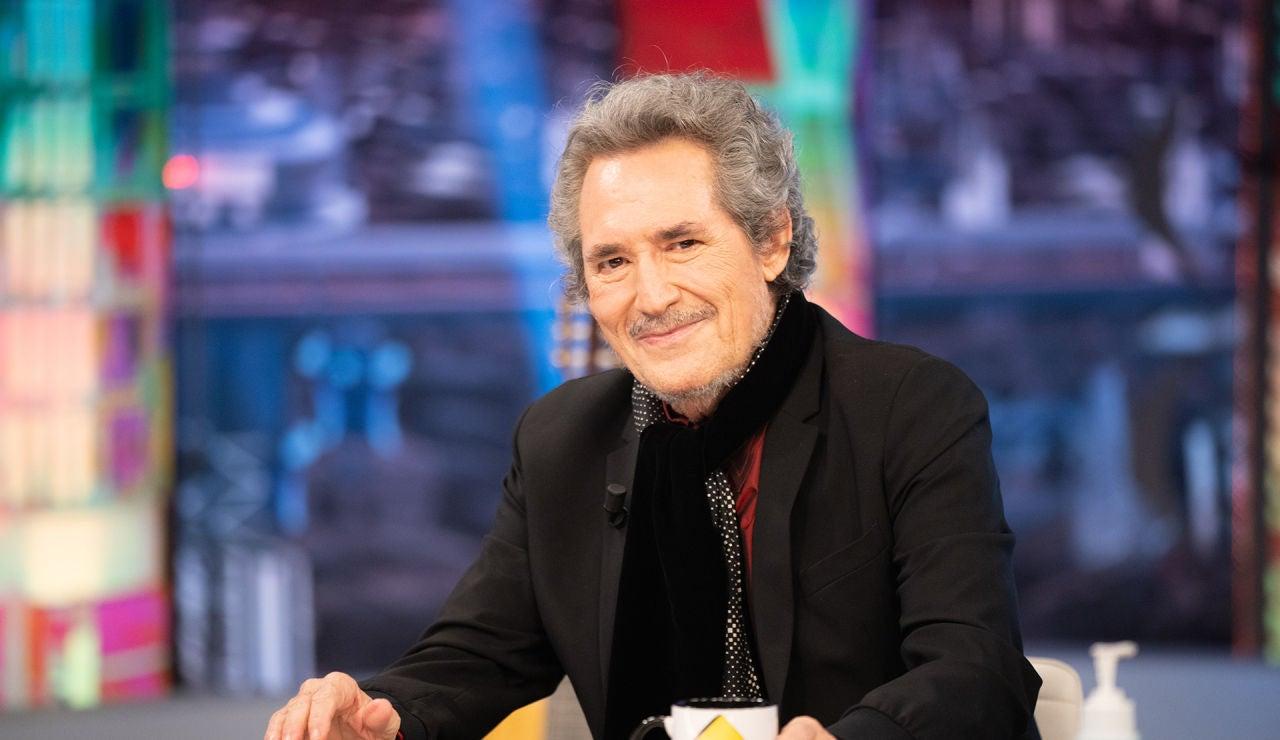 """El sabio consejo que recibió Miguel Ríos de su madre: """"Hijo, no te hagas viejo en un escenario"""""""