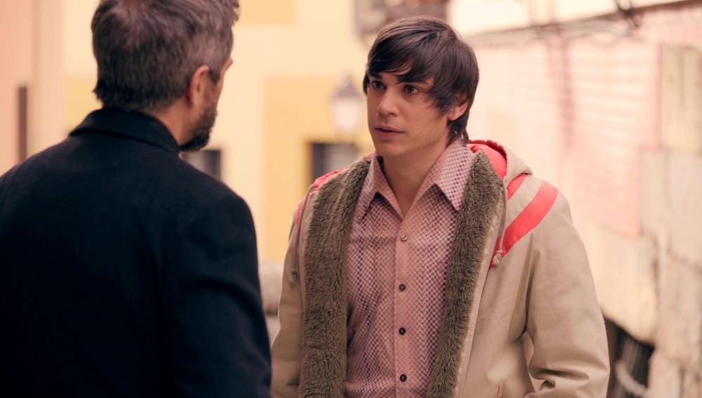 """Fabián ataca a la conciencia de Gorka: """"Maica te necesita a ti"""""""