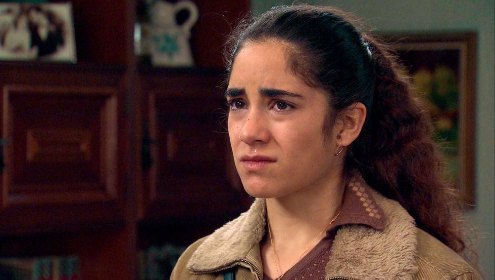 Emoción, lágrimas y sorpresas: Anabel se despide de Marcelino y Manolita