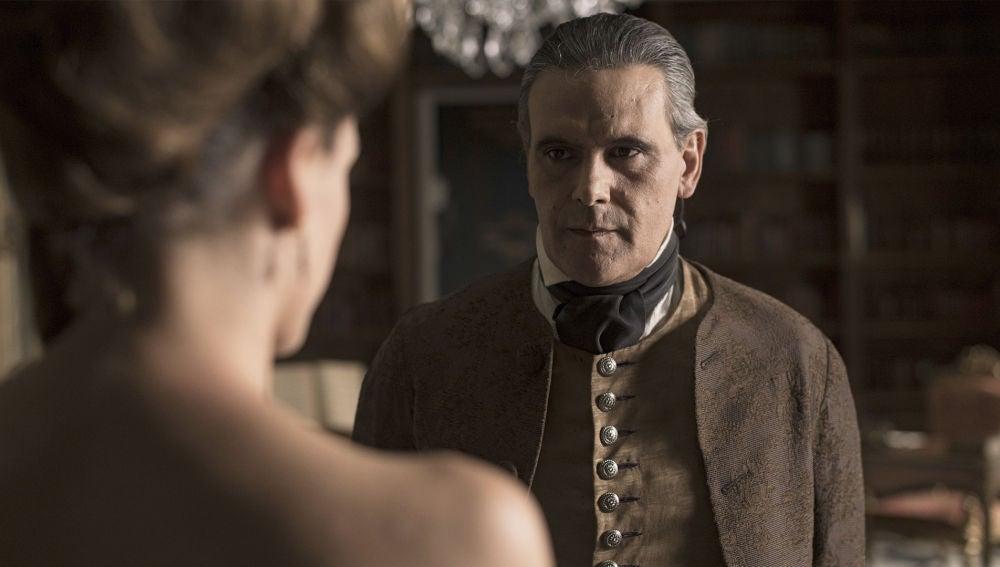 """Diego de Castamar cumple con su deber por deshonrar a Amelia: """"Quería pedirle matrimonio"""""""