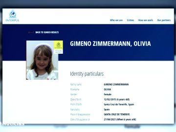 La Interpol publica las fotos de Anna y Oliva, las dos hermanas desaparecidas en Tenerife