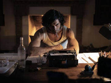 Javier Rey en 'La casa del caracol'