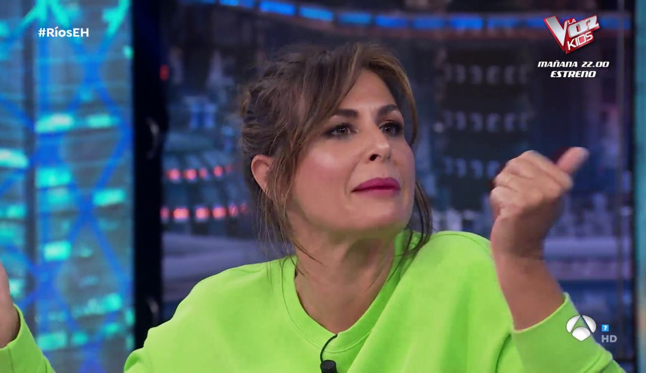 "Nuria Roca 'amenaza' a Juan del Val en 'EL Hormiguero 3.0': ""Espérate a que tenga la menopausia la que te va a caer encima"""