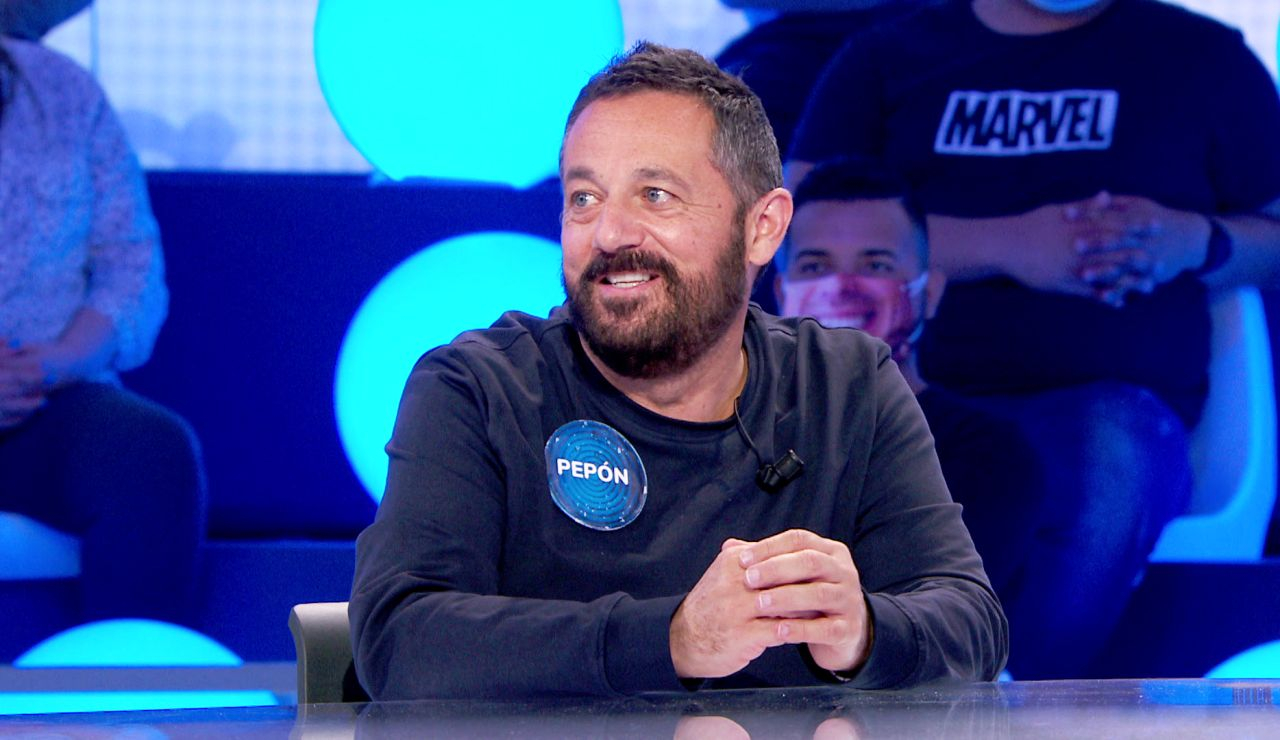 Pepón Nieto desvela un gran secreto: ¿Roberto Leal en 'Los hombres de Paco'?