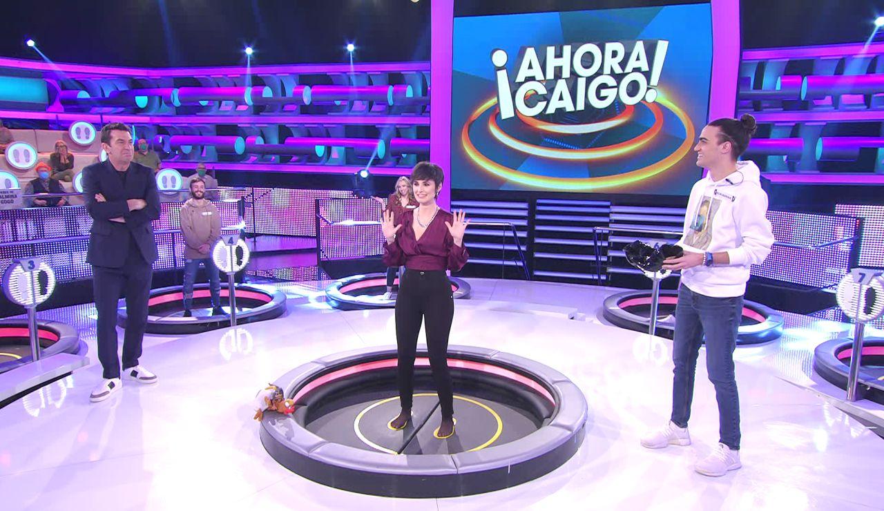 ¡Mireia cae por la trampilla! Primera víctima de los cambios de Arturo Valls en '¡Ahora caigo!'