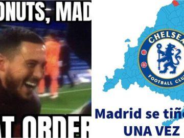 Los memes de la eliminación del Real Madrid a manos del Chelsea en la Champions League