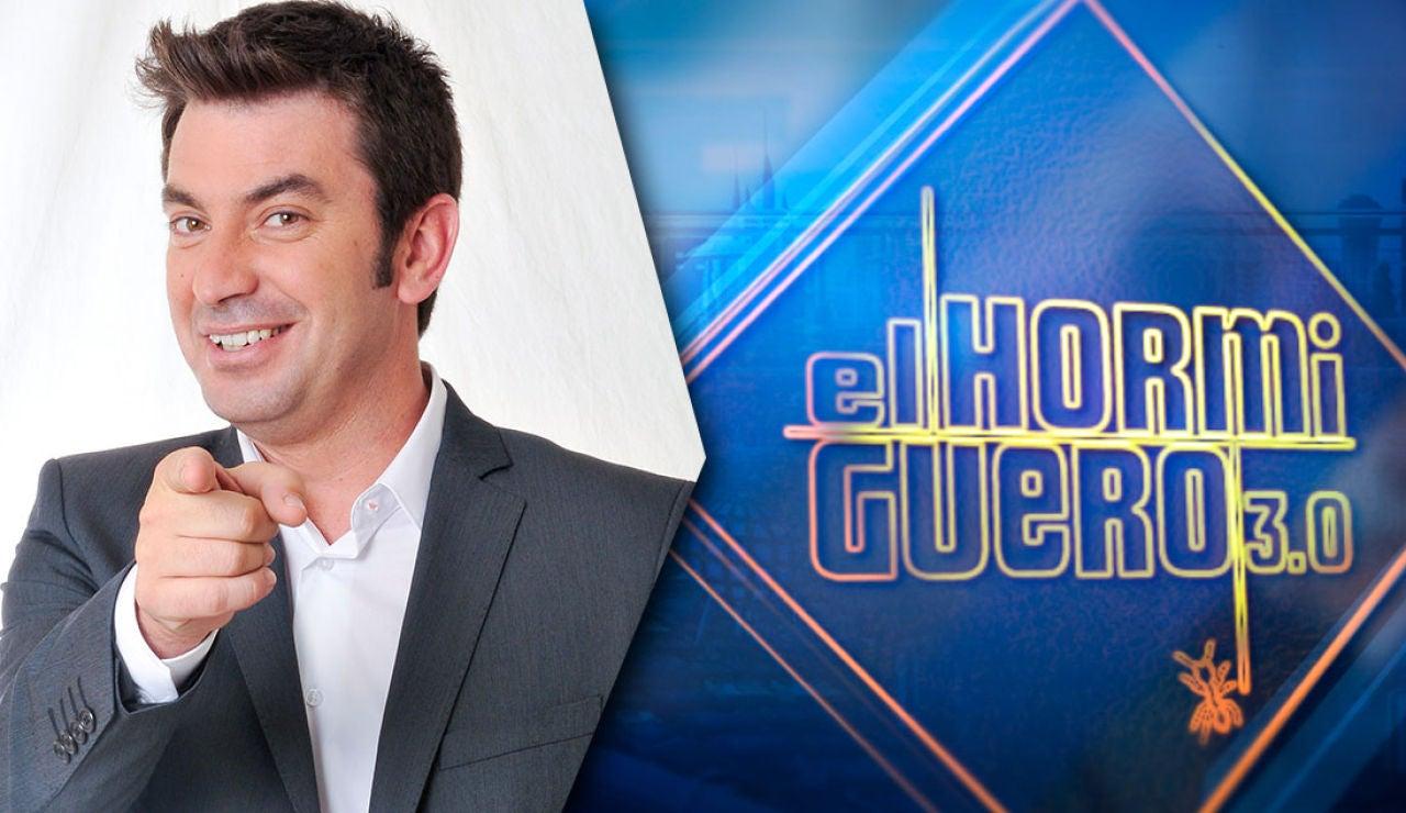 El lunes Arturo Valls visitará 'El Hormiguero 3.0' para hablar de 'Mask Singer'