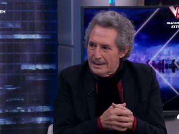 """¿Sexo, droga y rock and roll? Miguel Ríos admite que """"sin mentir mucho, sí"""""""