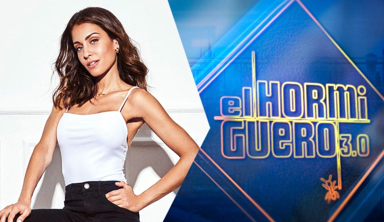 El jueves, 'El Hormiguero 3.0' cierra la semana con Hiba Abouk