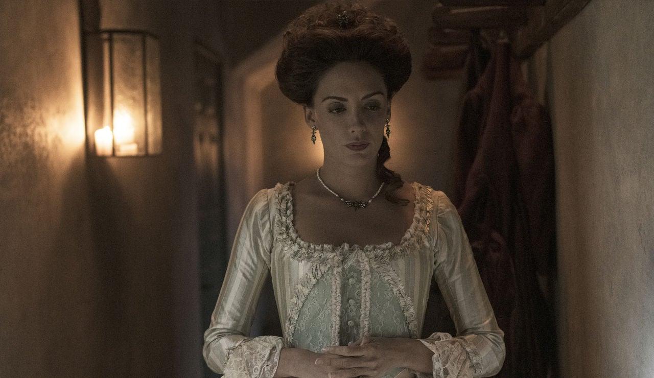 """El jueves, Sol  alienta los planes de Amelia: """"Tendrás Castamar a tus pies, ¿importa si te ama o no?"""