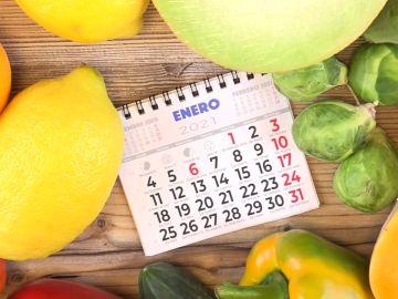 El calendario de frutas y verduras para escoger siempre la mejor calidad