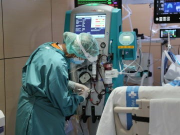 Nuevo sistema para filtrar sangre del Hospital Vall d'Hebron en Barcelona