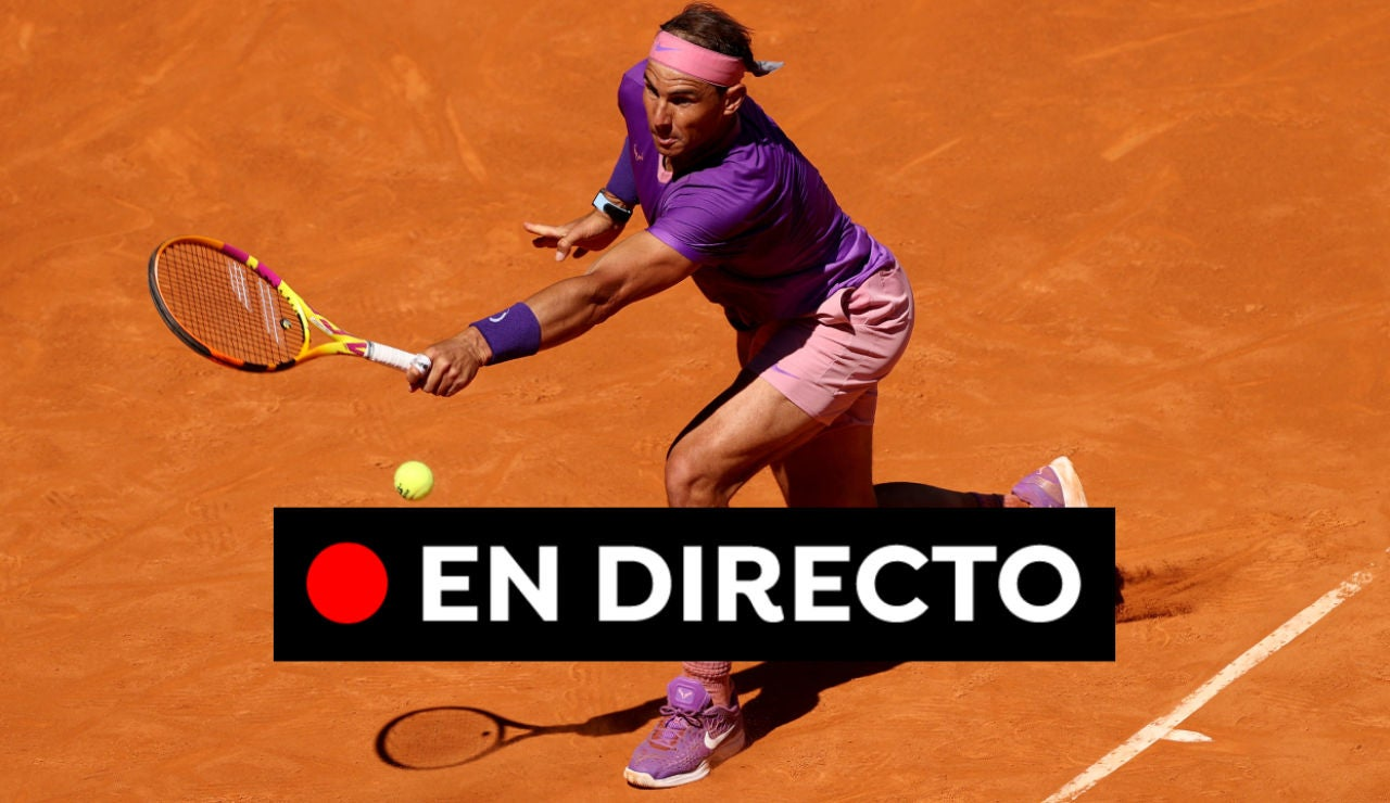 Rafa Nadal - Alexander Zverev: Resultado del partido del Mutua Madrid Open 2021, en directo